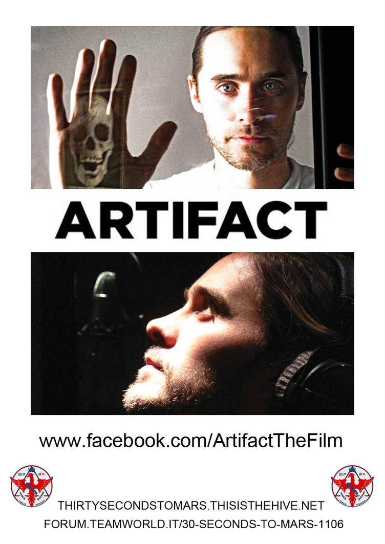 30 Seconds To Mars - ARTIFACT 2 by KQPugliaDivision on ...