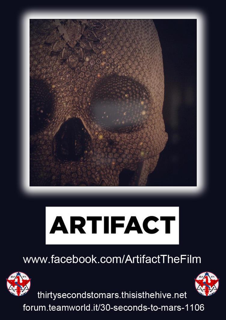 30 second to mars artifact | OSYA
