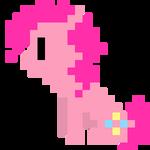 Pinkie Pie pixel