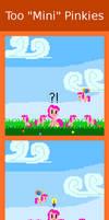 Too 'Mini' Pinkies