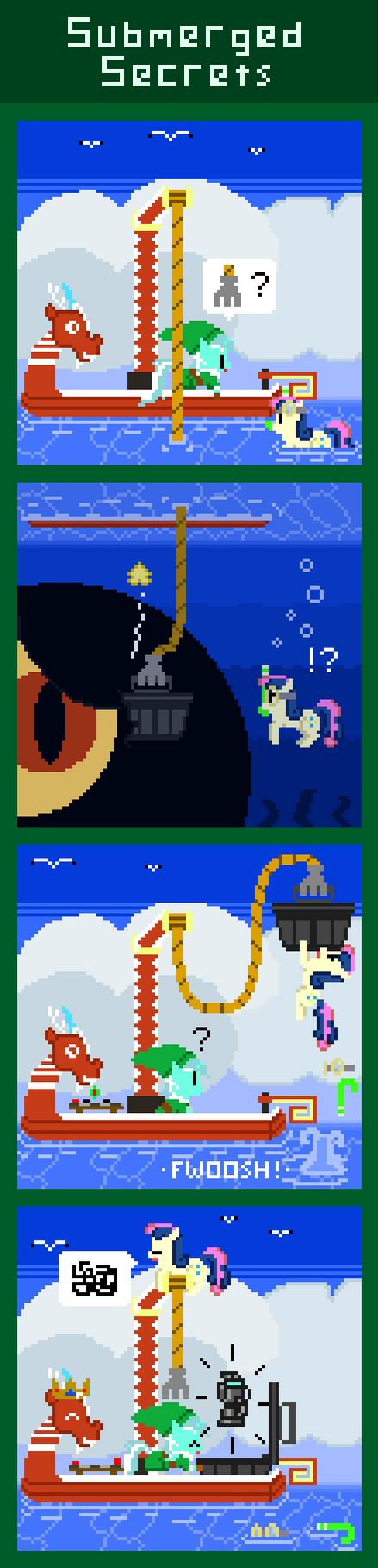 Submerged Secrets by Zztfox
