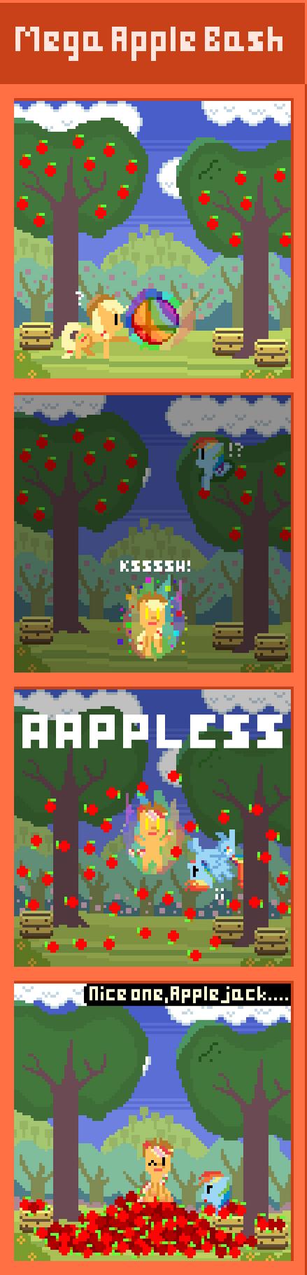 Mega Apple Bash by Zztfox