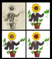 The Sunflower Official by PPCAgents
