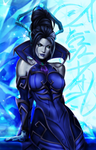 ALYSIA 'The Ice Weaver'   Battlerite