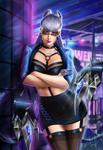 Evelynn | K/DA | ALL OUT (MORE) League of Legends