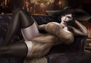 Lady Alcina Dimitrescu   Resident Evil Village