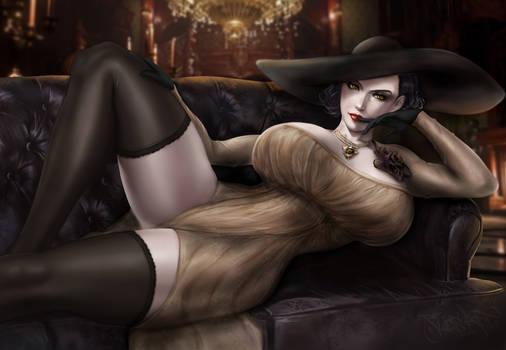Lady Alcina Dimitrescu | Resident Evil Village