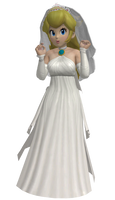 Peach Odyssey Wedding Dress Preview (released!)