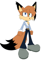 Marlow The Fox by MeLoDyClerenes