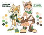 Adam annd Ryan