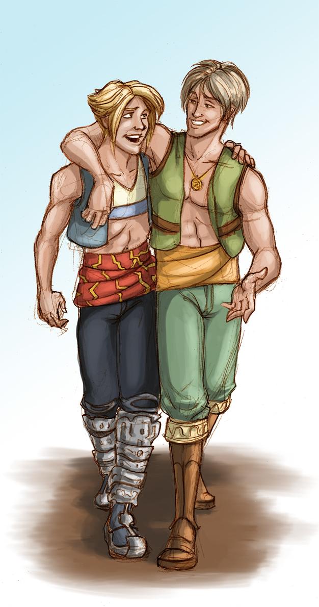 Brothers by Reks-Club