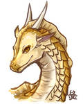 Wings of Fire - Mysterious Sandwing Animus