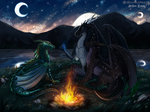 Wings of Fire [COLLAB] - Everlasting Legends