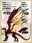 Pyrrhia-Pantala AU - Grandmaster Merlin