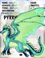 [Pyrrhia-Pantala AU] - Return of the Kraken by Biohazardia