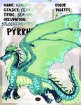 [Pyrrhia-Pantala AU] - Return of the Kraken