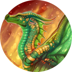 Wings of Fire - Sundew [Updated]
