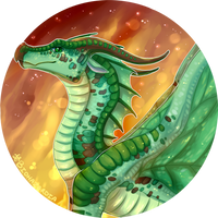 Wings of Fire [SPOILERS] - Sundew by Biohazardia