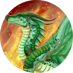 Wings of Fire [SPOILERS] - Sundew by Biohazardia