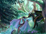 Wings of Fire - Tranquility - For April