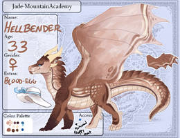 [Jade Mountain Guild] - Hellbender