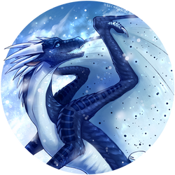 Wings of Fire - Whiteout by Biohazardia