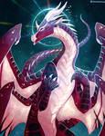 [Pyrrhia-Pantala AU] - Essence of the Grandmaster