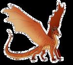 [Wings of Fire/Warriors] - Firestar the SkyWing