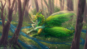 Wings of Fire - Sundew and Willow