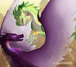 [Pyrrhia-Pantala AU] - Tournament Quest
