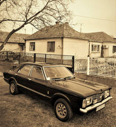 Ford Taunus - Young-looking