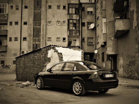 Ford Mondeo Abaddon - Forever young.. I want to be