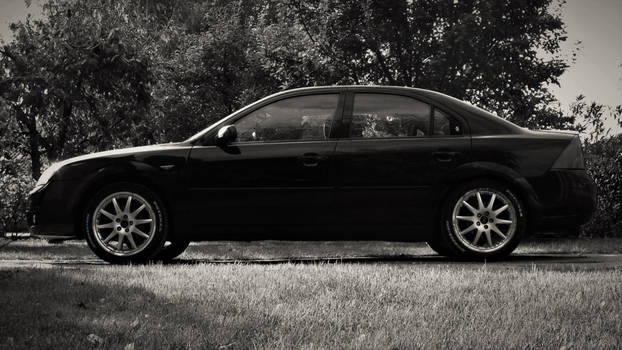Ford Mondeo Abaddon - glorious..