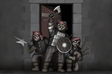 Etoc's assault infantry