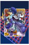 Mega Man #20 variant cover