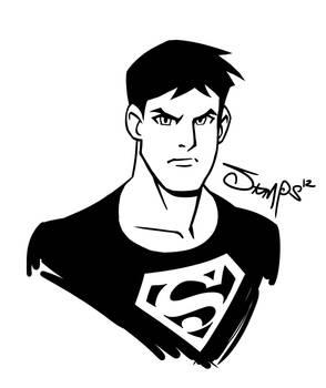 Superboy [lines]