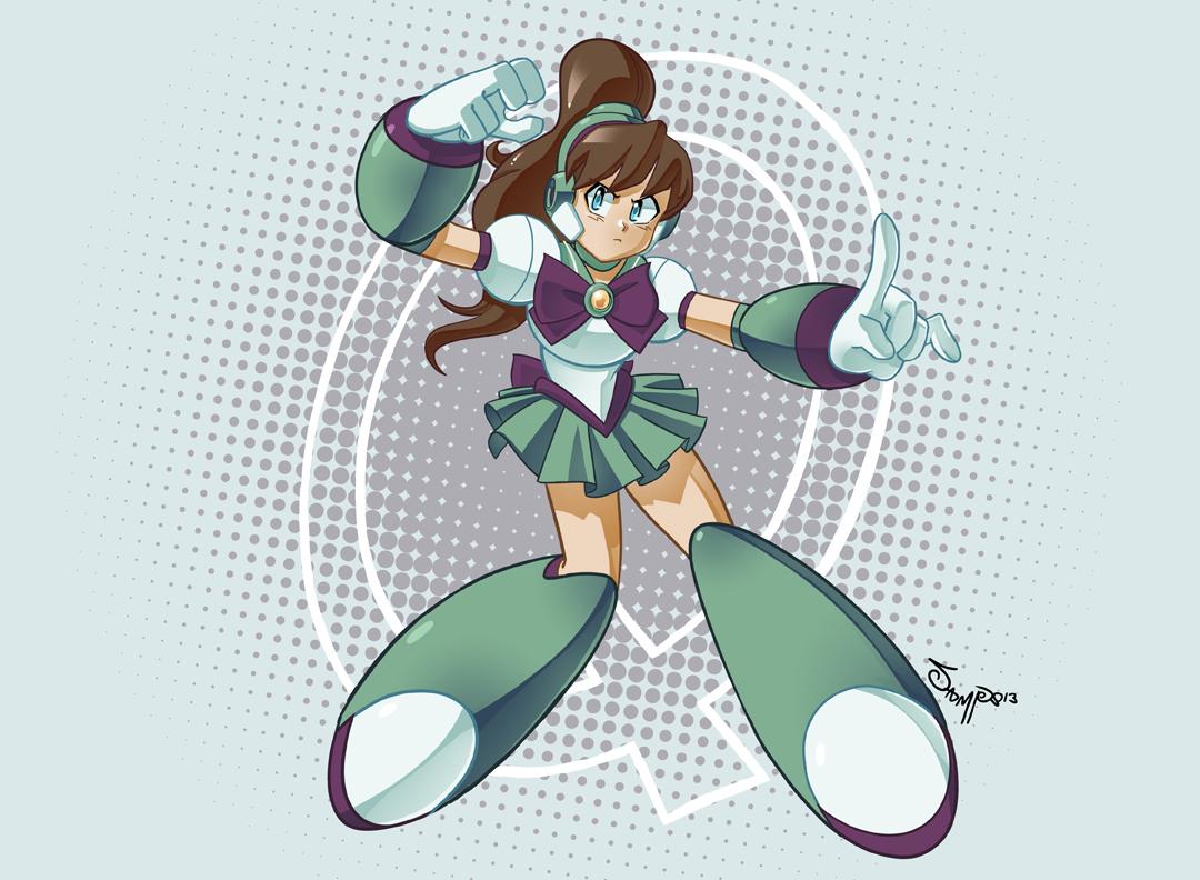 Sailor Tempo [Sailor scheme variant] by RyanJampole
