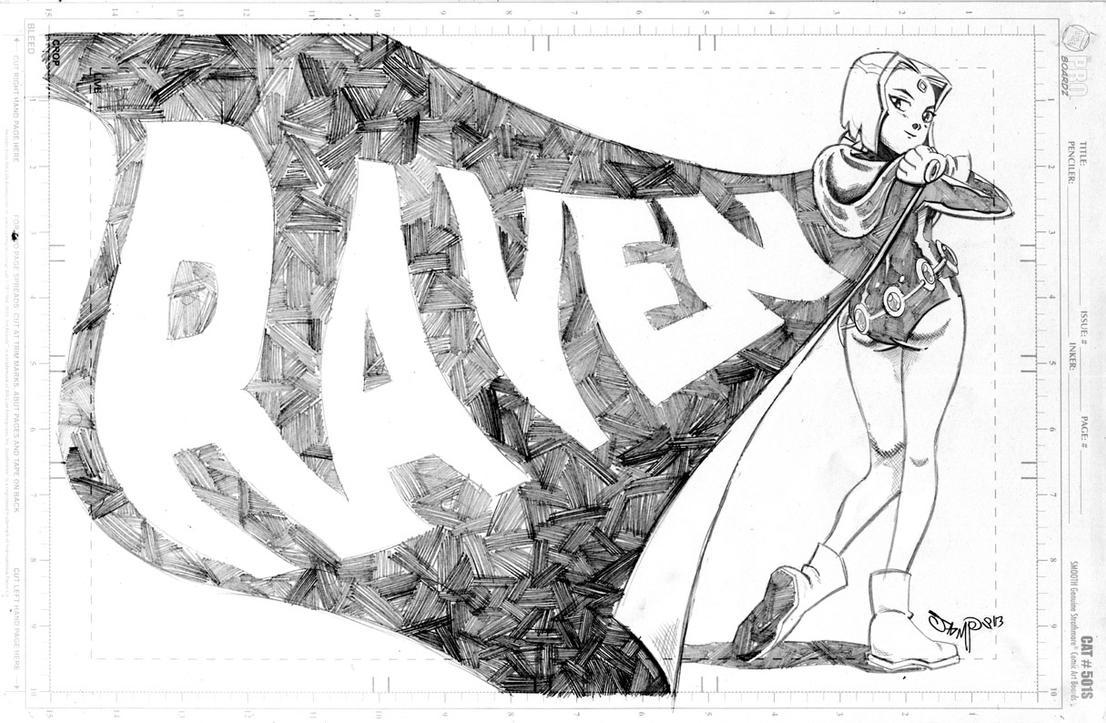 raven pencil drawing by ryanjampole on deviantart