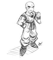 kulilin sketch by RyanJampole