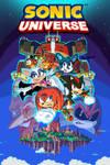 Archie's Sonic Universe 67 pixel cover