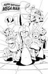 Happy 27th Birthday Mega Man!