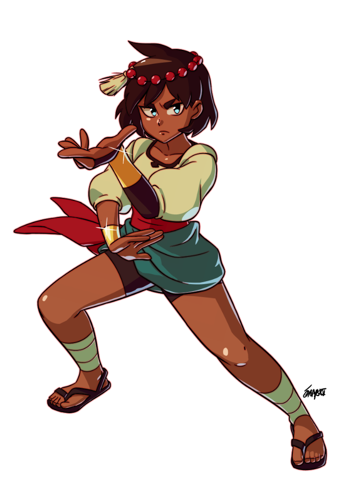 Ajna - Indivisible by RyanJampole
