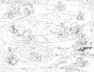 Sonic Boom 7 layouts 7-8