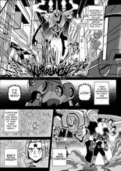 MECH FIGHTER TAKA Manga now available!