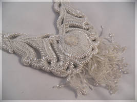necklace White Pave (2)