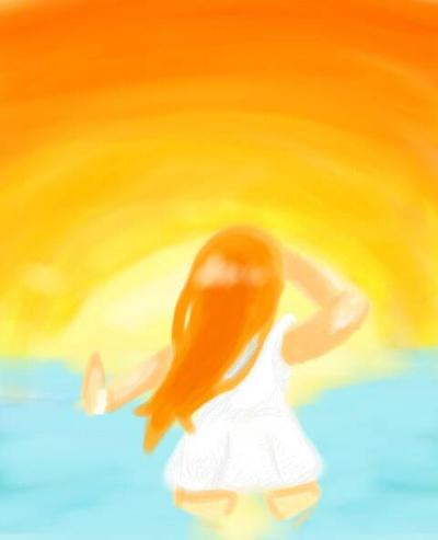 sunset by Bubblegum-girl11