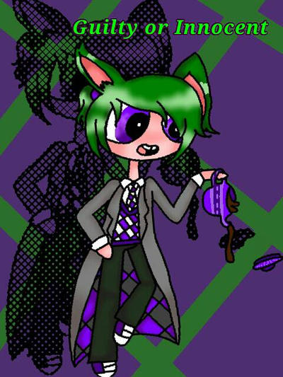 Guilty or Innocent (The March Hare) by Bubblegum-girl11