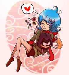 {Art Trade} ~Sweet Heart~