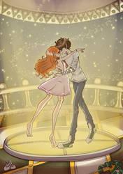 //Dancing in the Spotlight//