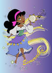 Esmeralda dance